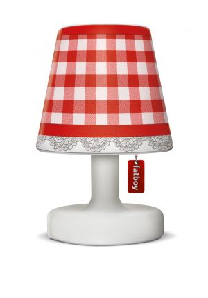 Cooper Cappie Plaid red