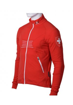 Swiss Patriot Shirt lang, L/XL
