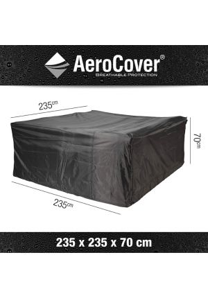 AeroCover® Housse de protection lounge l 235 x p 235 x h 70 cm