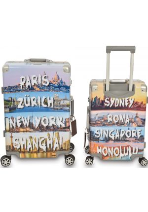 Set de 2 valises City