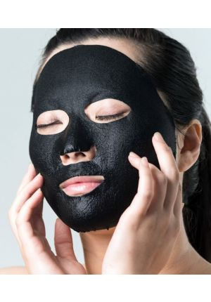 5er-Set BRAPHY® Black Facial Mask