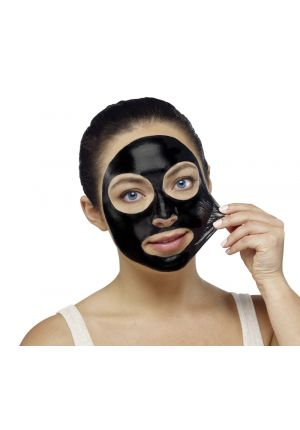 Masque Black Off au charbon actif