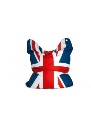 Sitzsack Fashion Bull God save the Queen
