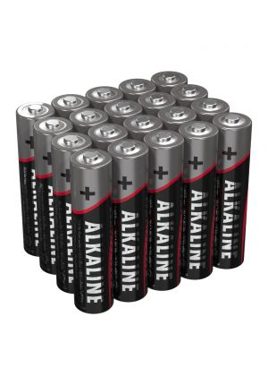 AAA-Batterien, 20er-Pack