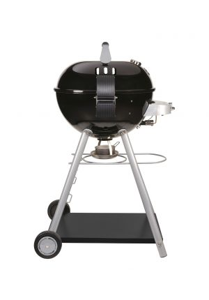 Gas-Kugelgrill Leon 570 G, Black